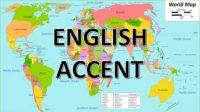 aksen bahasa inggris