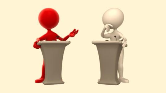 debat bahasa inggris