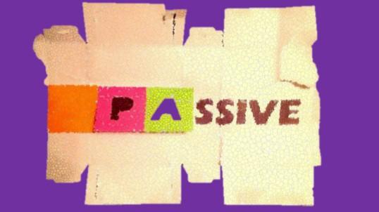 rumus passive voice
