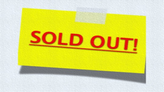 arti sold out