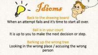 pengertian idiom adalah - contoh dan fungsinya